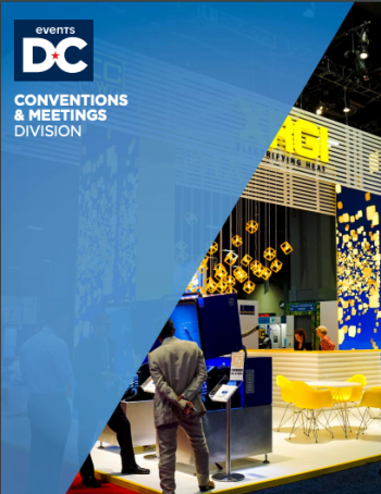 Cover of Convention & Meetings Brochure
