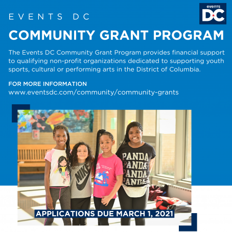 Events DC Community Grant Program